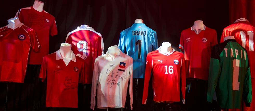 Image result for museo camisetas chile